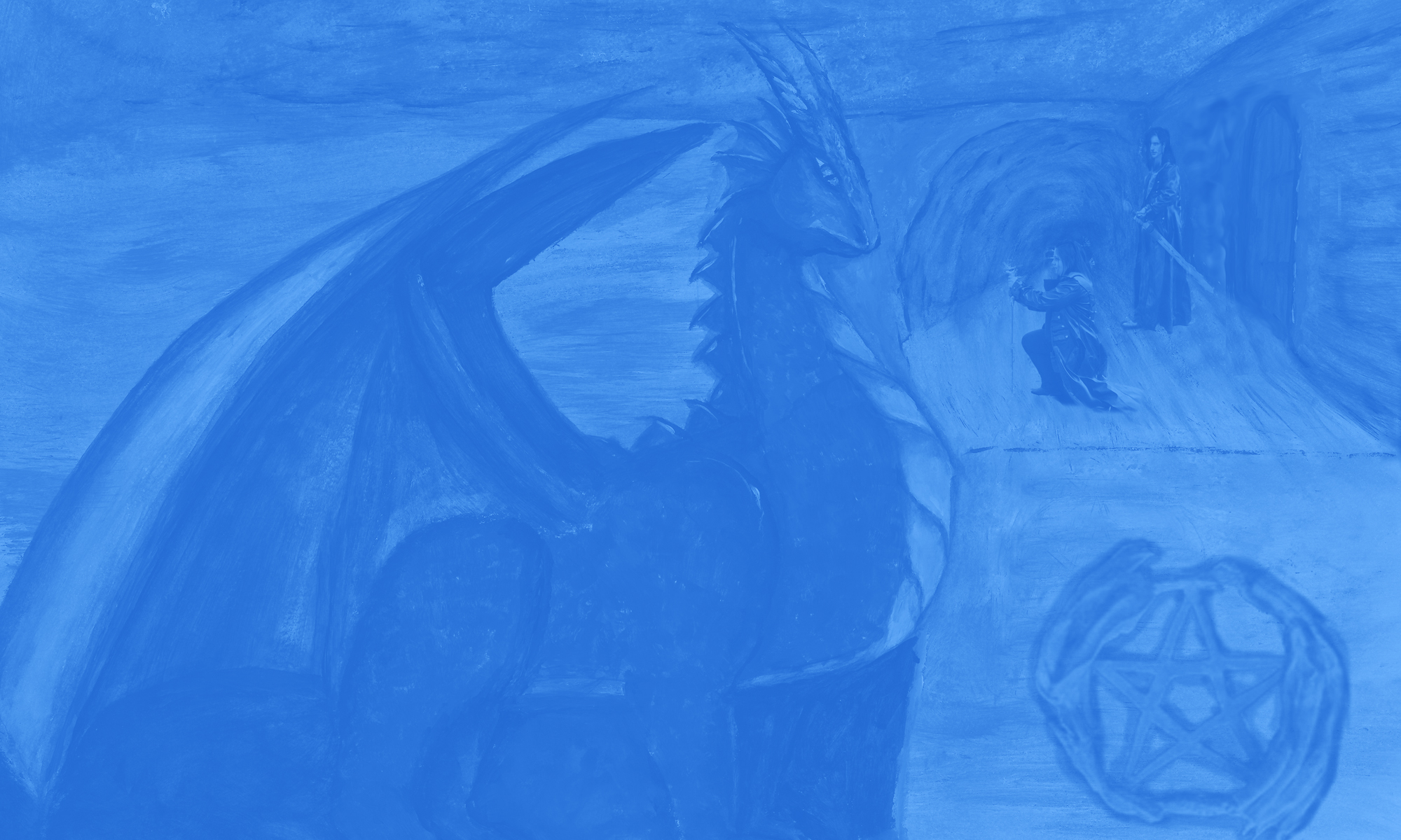 Das Drachenpentagramm